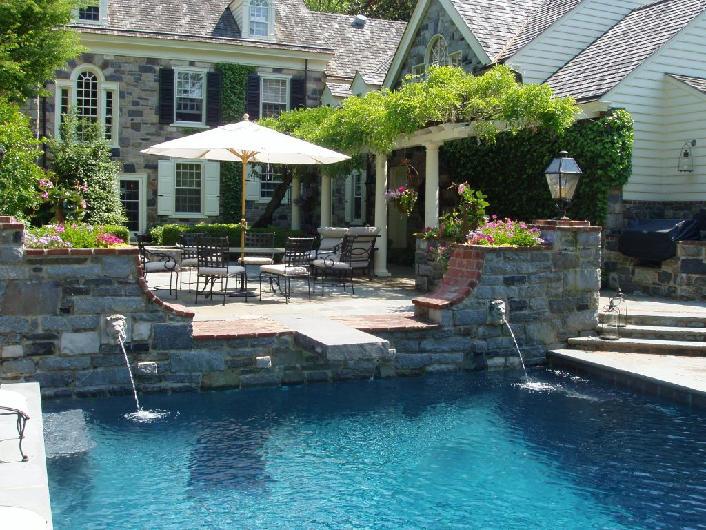 Stunning Swimming Pools Designs