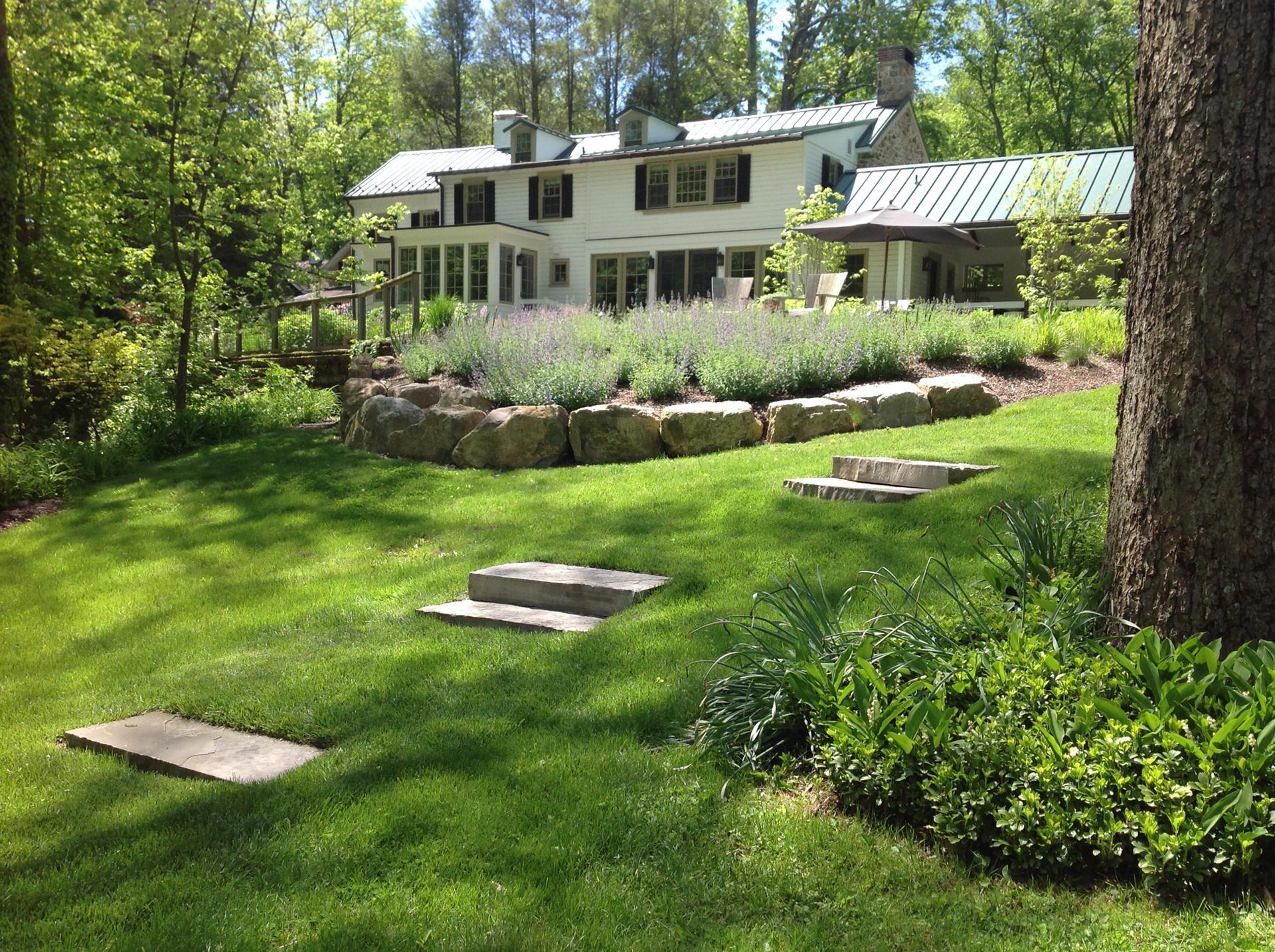 main-Line-landscape-backyard-garden-stone-steps-design