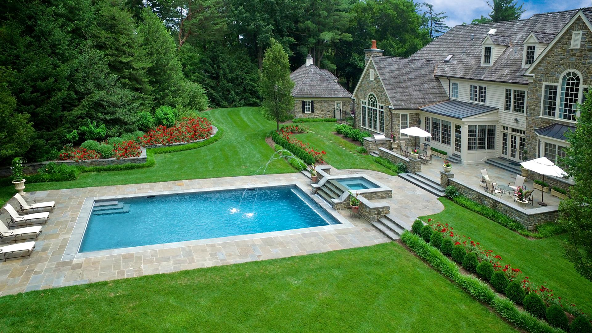 main-line-pa-gladwyne-estate-formal-classic-pool