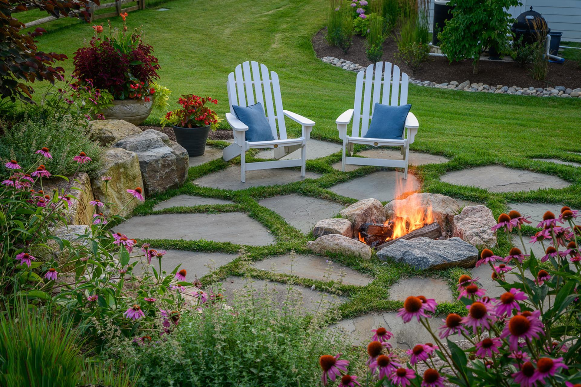 main-line-pa-outdoor-firepit-landscape-design