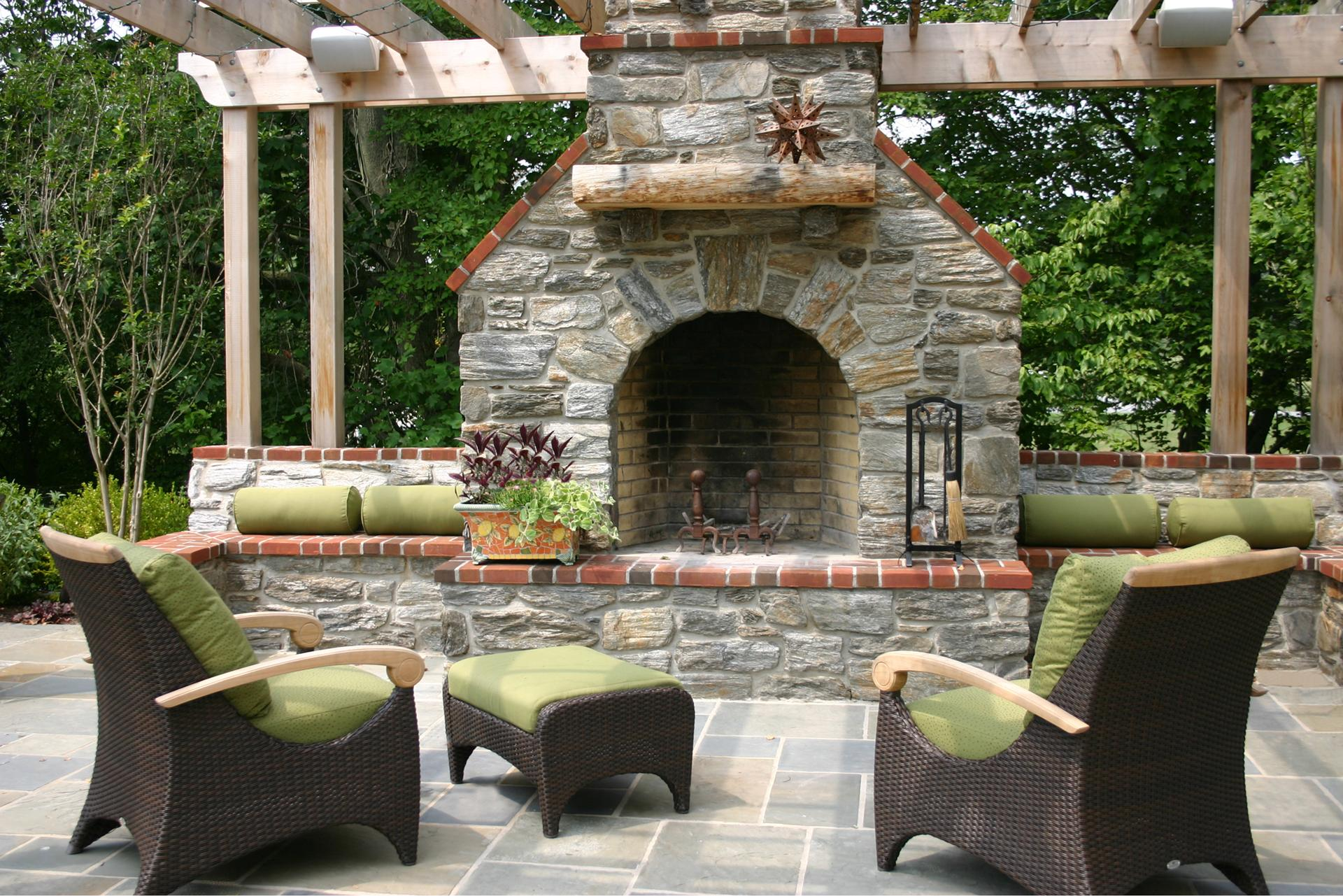 outdoor-life-stone-fireplace-pergola-design-chadds-ford-pa